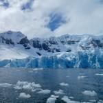 Paradise harbour glacier