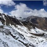 Views Yeli La Mountain Pass 5000m