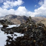 Yeli La Pass Views 5000m