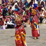Masked Dancers Paro Festival