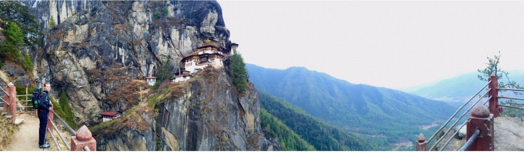 Views Tigers Nest Monastery