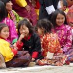 Girls Bhutan