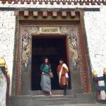 Entrance Paro Fortress