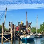 Fishing Dhow Quirimba Archipelago