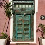 Villa doors