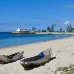 Beach Island of Mozambique