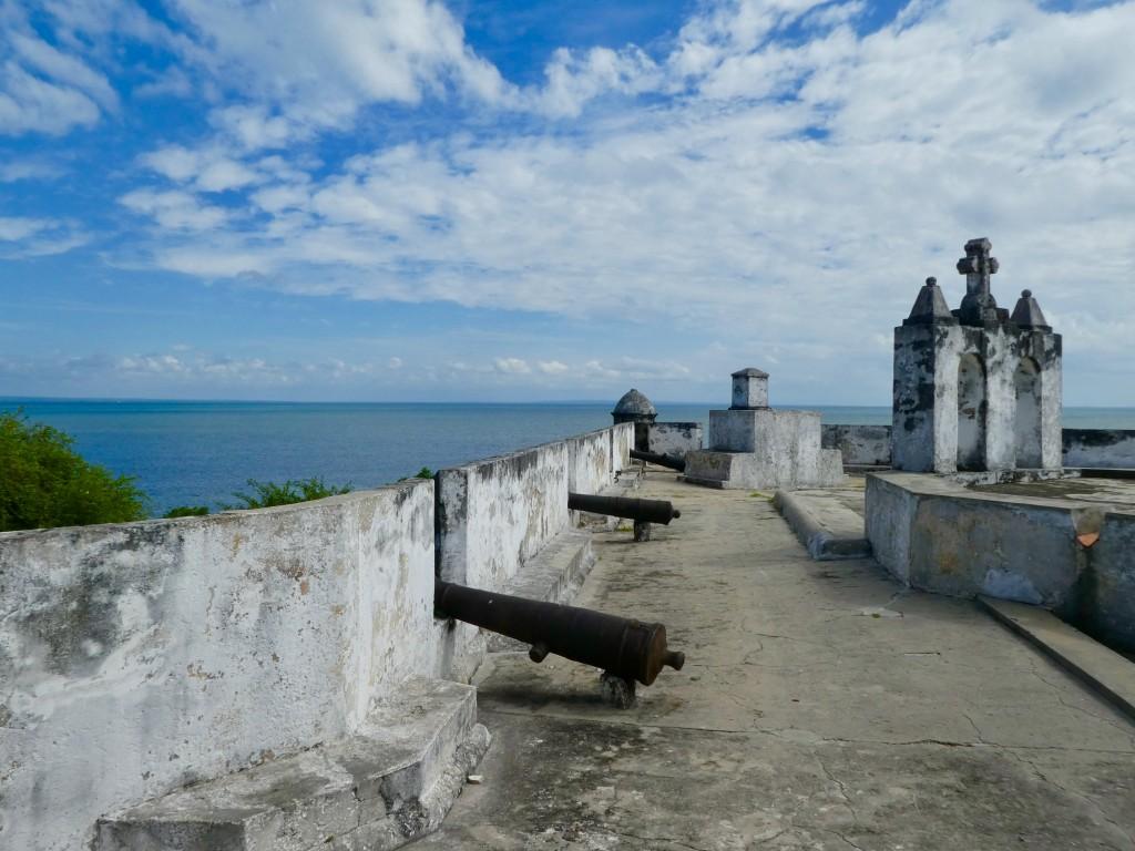 Jão Batista Fort Ibo Island