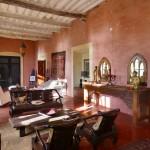 Portuguese villa interior