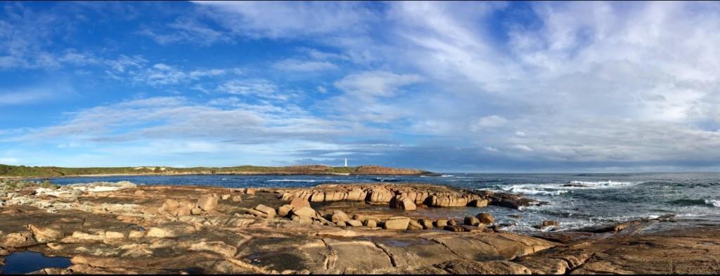 Panorama Cape Leeuwin