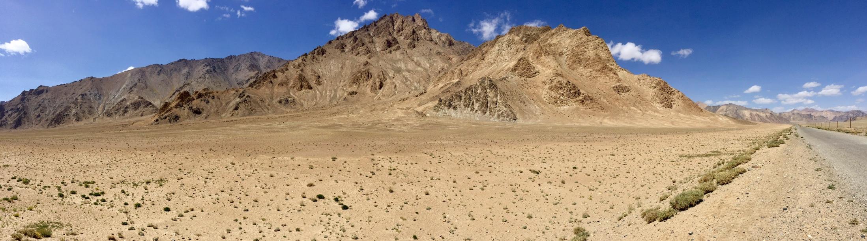 Pamir Highway views
