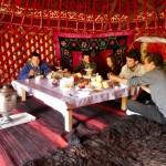 Yurt hospitality