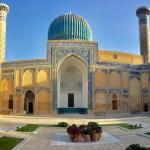 Tamerlane's mausoleum Samarkand