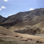 Pamir Highway roof of Central Asia