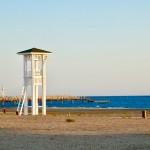 Beachfront Caspian Sea