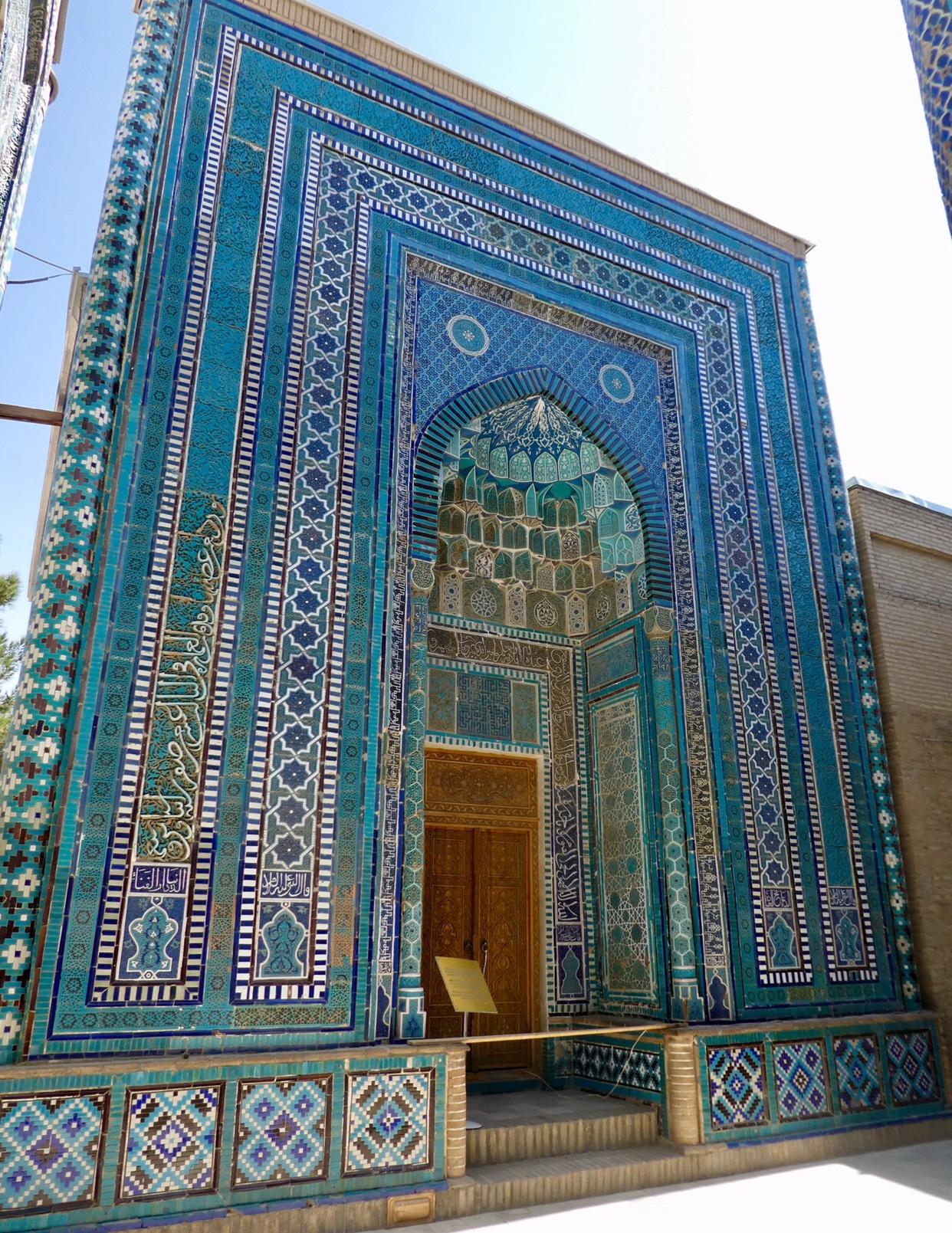 Mausoleum Samarkand