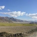 Murghab Pamir high meadows