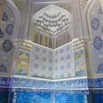 Tomb decoration Shah I Zinda
