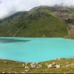 Kol Tor mountain lake