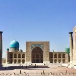 Registan complex Samarkand