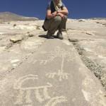 4000 year old petroglyphs