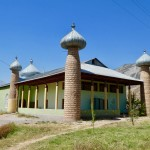 Small Mosque Pamirs