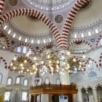 Interior Turkish Mosque
