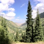 Kegeti Valley Kyrgyzstan