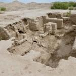 Bronze Age royal necropolis excavation Margush