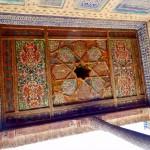 Ceiling decoration Khiva