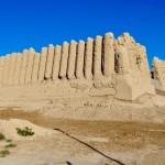 7th century fortress Merv Complex