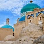 Domes domes domes Khiva