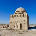 Gallery and dome Seljuk mausoleum
