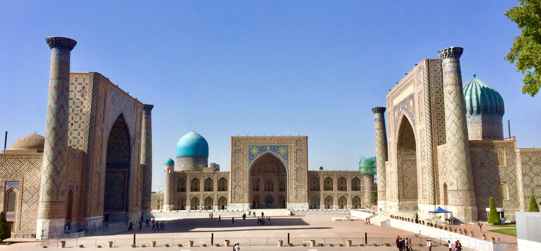 The Registan Samarkand