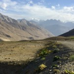 Dropping into the Wakhan Valley