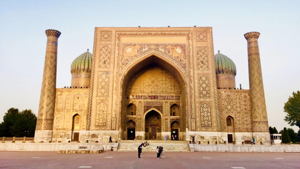 Sher Dor Medressa Samarkand