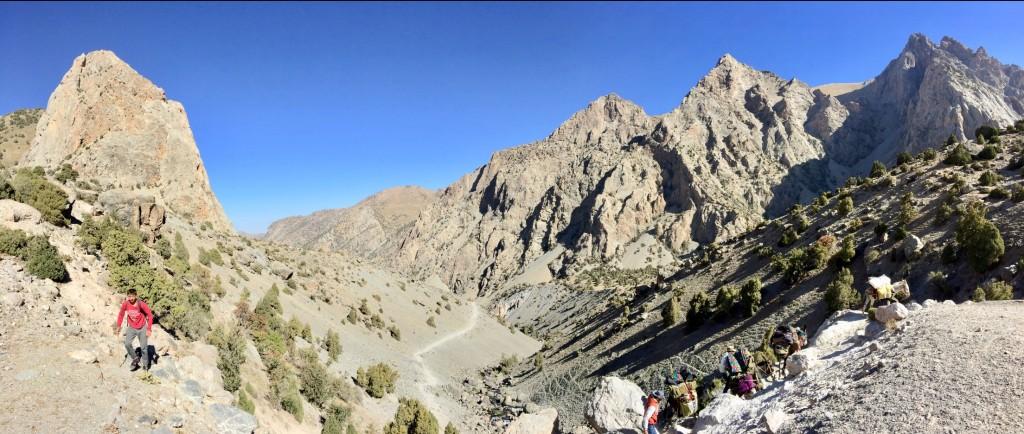 Valley Fann Mountains