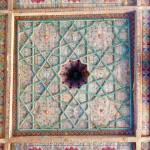 Palace ceiling Khiva