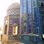 Tombs Samarkand