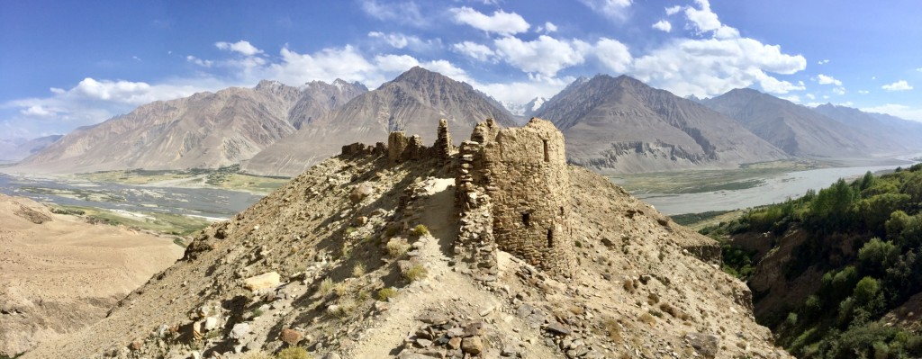 Yamchun 3rd Century Fortress