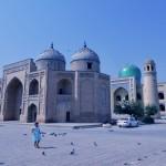 Mausoleum and Mosque Khojand