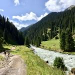Kyrgyzstan Valley views