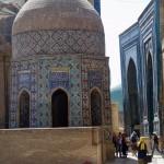 Shah I Zinda tombs