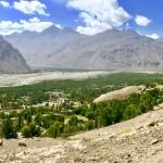 Panorama Wakhan Valley