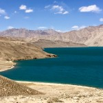 Lake Yashikul, Pamirs
