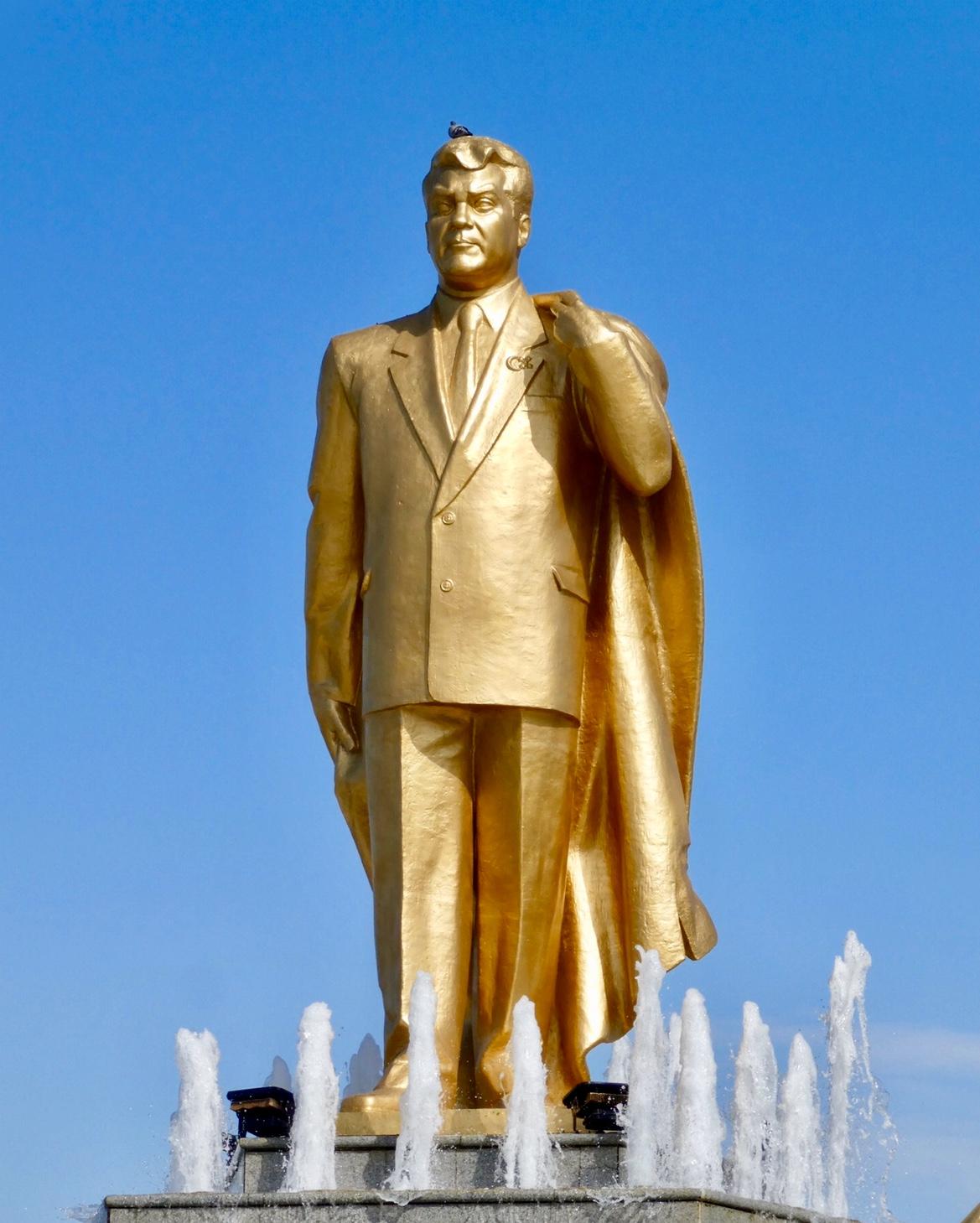 Turkmenbashi Golden Leader
