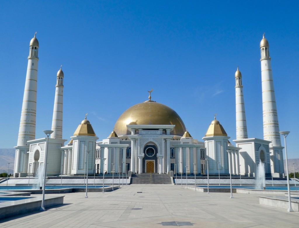 Presidential Mosque Ashgabat