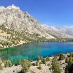 Lake Aloudin, Tajikistan