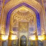 Golden Mosque interior