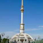 Independence monument Ashgabat