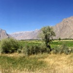Leaving the Wakhan Valley